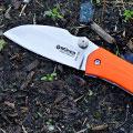 Коллекция Карманные ножи 115 наименований стоимостью от 1740 до 54500 руб. Ножи Boker (Бокер) — это традиционное немецкое качество, сохраненное на протяжении веков, огромный выбор моделей, разносторонняя направленность безукоризненно острых инструментов, ультрамодная черная сталь и благородный дамаск в обрамлении из эксклюзивных природных материалов или новейших технологичных компонентов.