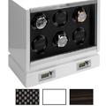Коллекция Panamerica 19 наименований стоимостью от 18000 до 1488000 руб. В коллекции Panamerica можно подобрать качественные и красивые шкатулки для часов с автоподзаводом. Если вам нужна габаритная шкатулка для подзавода 16-ти или  32-х часов, вам стоит обратить внимание именно на эту коллекцию.  Здесь можно выбрать и оригинальные модели небольших деревянных шкатулок с LCD-дисплеем. Точность, надежность удобство и стильный дизайн – главные преимущества шкатулки для часов с автоподзаводом от KADLOO.