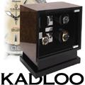 Коллекция Cube 22 наименования стоимостью от 14000 до 115000 руб. Шкатулки для часов с автоподзаводом – стильный и полезный подарок, которой по достоинству оценят поклонники механических часов. В коллекции Cube от KADLOO можно выбрать бокс для часов практически на любой вкус. Функциональность и надежность, тихий мотор, несколько удобных программ  для подзавода, продуманность деталей и стильный дизайн делают деревянные шкатулки для часов из коллекции Cube превосходным подарком ценителю настоящих механических часов.