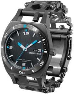Leatherman Tread TEMPO Black