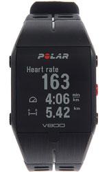 Polar V800 HR Черные
