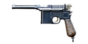 GUN Маузер обр. 1896 г