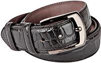 Vasheron 34055 Croco Black