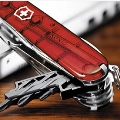 Коллекция Ножи Victorinox 119 наименований стоимостью от 61 до 45000 руб. Офицерские, армейские, SwissChamp, CyberTool – все это оригинальный швейцарские ножи. С безупречной внешностью и родословной, оснащены острыми лезвиями из сверхпрочных антикоррозийных сплавов. История знает примеры, когда каждая функция ножа, стопроцентно зарекомендовала себя, спасая человеческую жизнь. Это лучшие ножи, которые нужны в дороге, ножи в которых не существует лишних инструментов.
